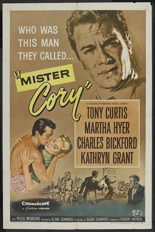 Mister Cory movie