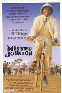 Mister Johnson - 27 x 40 Movie Poster - Style A