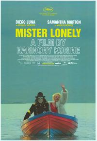 Mister Lonely - 43 x 62 Movie Poster - Bus Shelter Style A