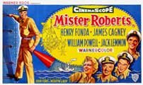 Mister Roberts - 14 x 22 Movie Poster - Belgian Style A