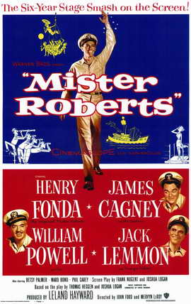 Mister Roberts - 11 x 17 Movie Poster - Style A