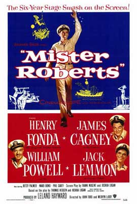 Mister Roberts - 27 x 40 Movie Poster - Style A