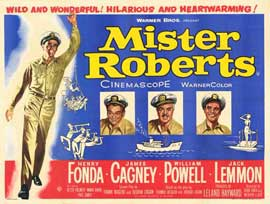 Mister Roberts - 11 x 14 Movie Poster - Style B