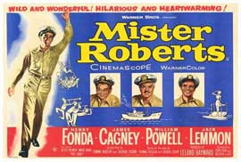 Mister Roberts - 27 x 40 Movie Poster - Style B