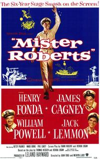 Mister Roberts - 43 x 62 Movie Poster - Bus Shelter Style A