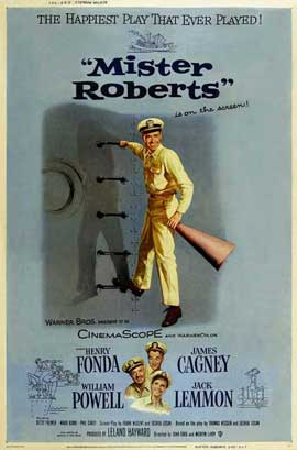 Mister Roberts - 27 x 40 Movie Poster - Style C