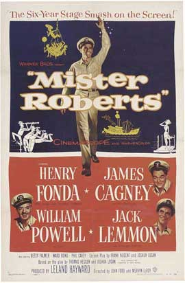 Mister Roberts - 11 x 17 Movie Poster - Style C