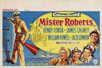 Mister Roberts - 22 x 28 Movie Poster - Half Sheet Style A