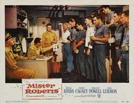 Mister Roberts - 11 x 14 Movie Poster - Style C