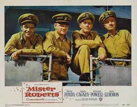 Mister Roberts - 11 x 14 Movie Poster - Style H
