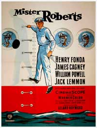 Mister Roberts - 11 x 17 Movie Poster - Danish Style A