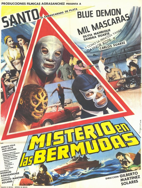 Misterio en las Bermudas movie