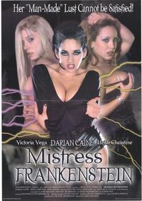 Mistress Frankenstein - 11 x 17 Movie Poster - Style A