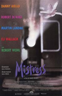 Mistress - 11 x 17 Movie Poster - Style B