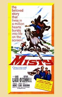 Misty - 11 x 17 Movie Poster - Style B
