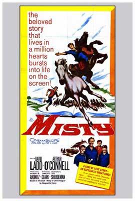 Misty - 27 x 40 Movie Poster - Style B