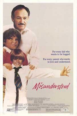 Misunderstood - 11 x 17 Movie Poster - Style B