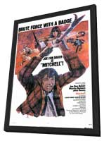 Mitchell - 11 x 17 Movie Poster - Style A - in Deluxe Wood Frame