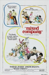 Mixed Company - 43 x 62 Movie Poster - Bus Shelter Style A