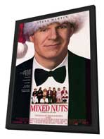 Mixed Nuts - 11 x 17 Movie Poster - Style A - in Deluxe Wood Frame