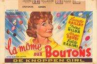 Môme aux boutons, La - 27 x 40 Movie Poster - Belgian Style A