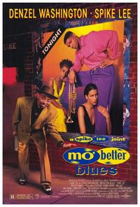 Mo' Better Blues - 27 x 40 Movie Poster - Style A