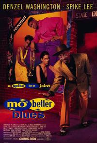 Mo' Better Blues - 27 x 40 Movie Poster - Style B