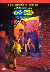 Mo' Better Blues - 43 x 62 Movie Poster - Bus Shelter Style A