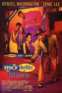 Mo' Better Blues - 27 x 40 Movie Poster - Style C