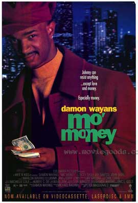 Mo' Money - 11 x 17 Movie Poster - Style A