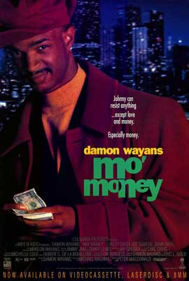 Mo' Money - 27 x 40 Movie Poster - Style A