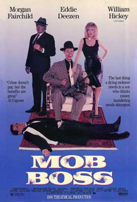 Mob Boss - 11 x 17 Movie Poster - Style A
