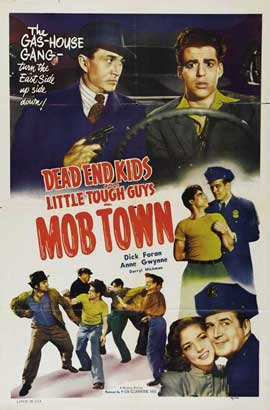 Mob Town - 11 x 17 Movie Poster - Style A
