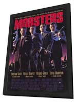 Mobsters - 11 x 17 Movie Poster - Style A - in Deluxe Wood Frame