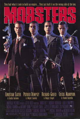 Mobsters - 11 x 17 Movie Poster - Style A