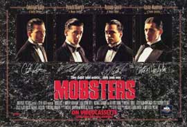 Mobsters - 11 x 17 Movie Poster - Style B