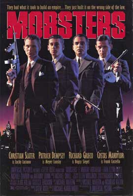 Mobsters - 27 x 40 Movie Poster - Style A