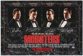 Mobsters - 27 x 40 Movie Poster - Style B