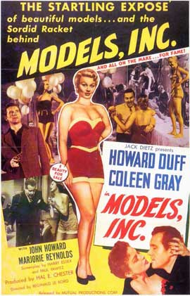 Models, Inc. - 11 x 17 Movie Poster - Style A