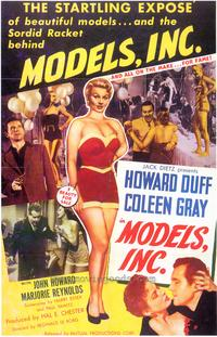 Models, Inc. - 43 x 62 Movie Poster - Bus Shelter Style A
