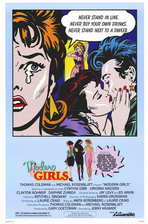 Modern Girls - 11 x 17 Movie Poster - Style A