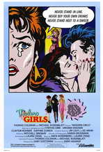 Modern Girls - 27 x 40 Movie Poster - Style A