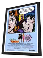 Modern Girls - 27 x 40 Movie Poster - Style A - in Deluxe Wood Frame