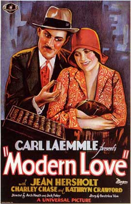 Modern Love - 11 x 17 Movie Poster - Style A