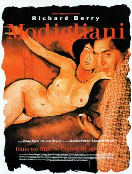 Modi - 11 x 17 Movie Poster - French Style A