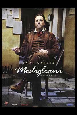 Modigliani - 27 x 40 Movie Poster - Style A
