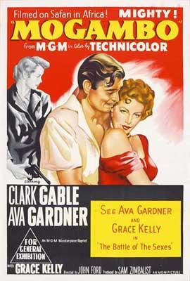 Mogambo - 27 x 40 Movie Poster - Style C