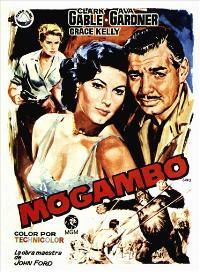Mogambo - 27 x 40 Movie Poster - Spanish Style B