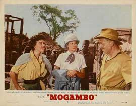 Mogambo - 11 x 14 Movie Poster - Style C