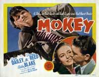 Mokey - 22 x 28 Movie Poster - Half Sheet Style A